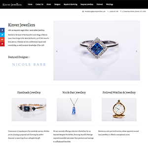kinver jewellers website